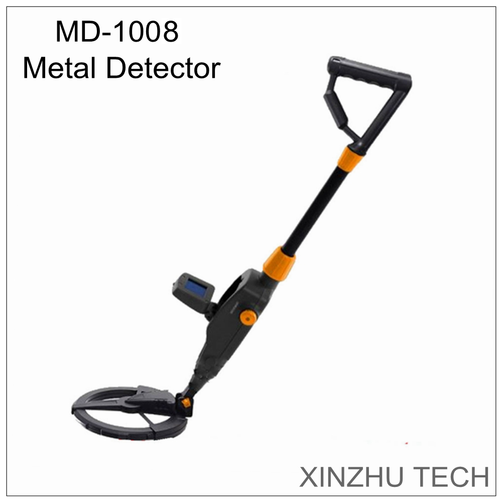 MD-1008A Metal Detector Advanced Underground Detector Advanced Treasure Hunter