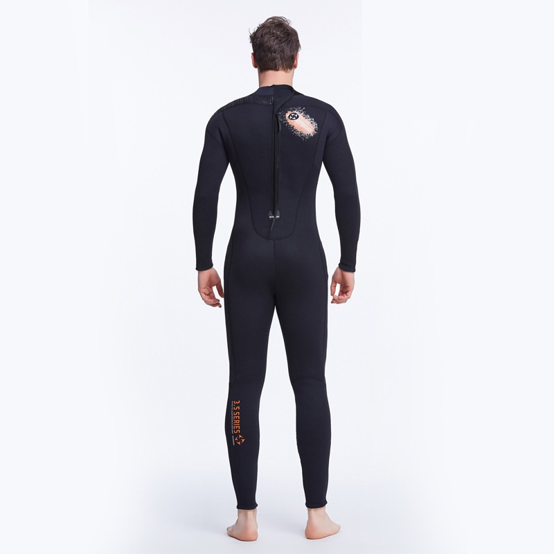 Diving Suit Men Women Sports Clothes Neoprene Thickening Warm Deep Diving Suit Snorkeling Conjoined Surfing Swimsuit diving adventure
