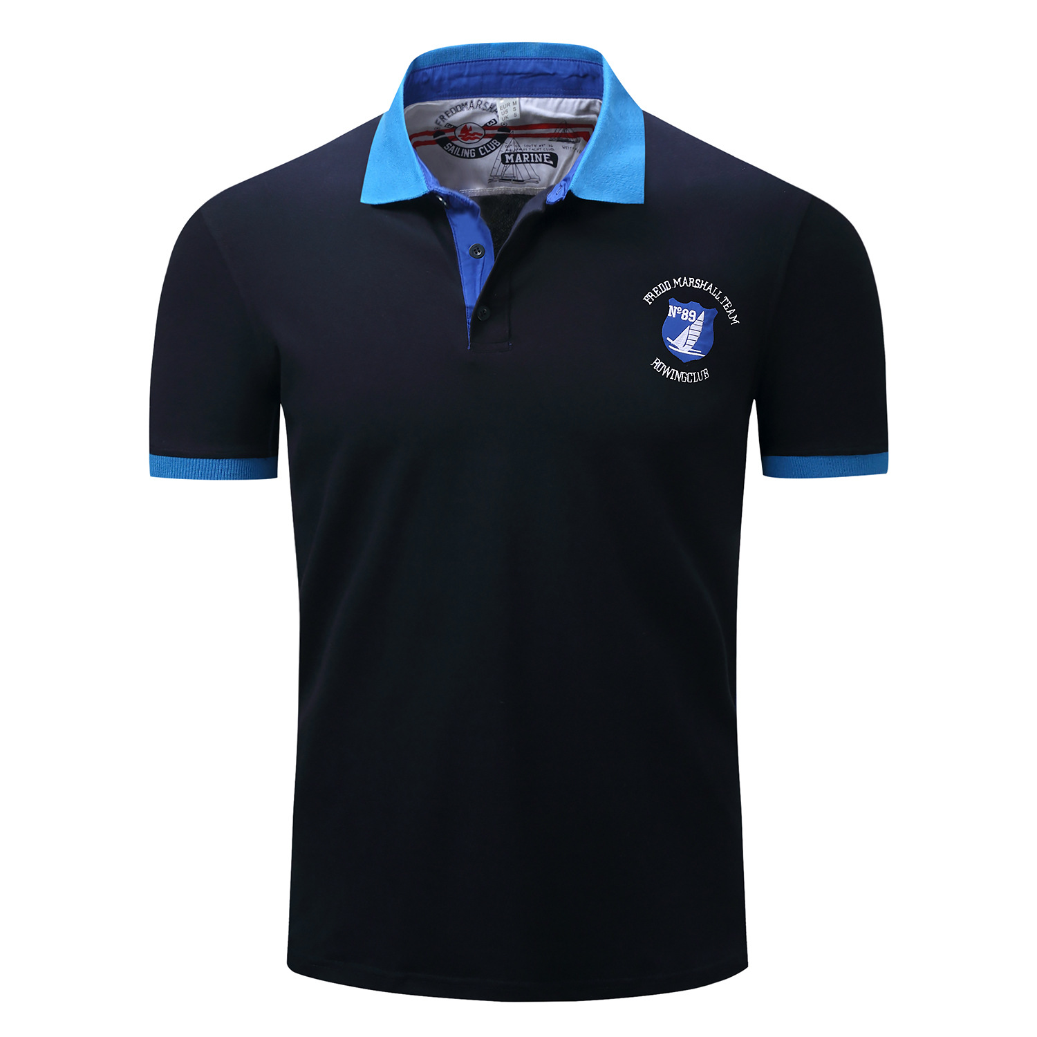 Short Sleeve Breathable   Polo   Shirts Summer   Polo   Shirt Men Business & Casual Solid Male   Polo   Shirt Brand Clothing
