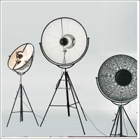 Designer Band Pallucco Fortuny Moda Floor lamp Black / White/ Pattern (Size: Small ) 80 260V ZZ10