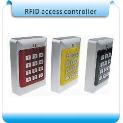 Darmowa wysyłka najnowszy Sy 209 EM 125 KHZ system kontroli dostępu RFID  klawiatura kontroli dostępu DC 12 V  + 10 sztuk pilotów control keypad access control keypadaccess control -