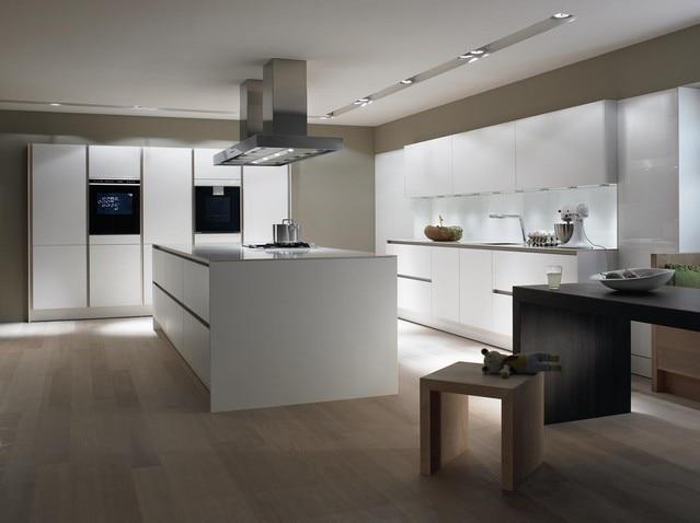 2017 hot sales hoogglans wit lak keuken meubels moderne ontwerp