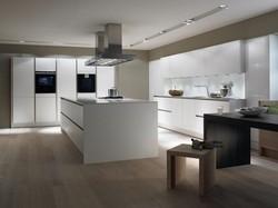 2019 Лидер продаж high gloss white лакированная мебель для кухни современный кухонный шкаф мы сделаем дизайн для вас бесплатно