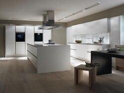2019 горячая Распродажа высокий глянец белый лак Кухонная мебель современный дизайн кухонный шкаф мы сделаем дизайн для вас бесплатно
