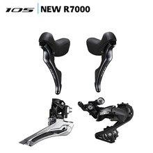 SHIMANO 105 R7000 указано R7000 переключения передач для дорожного велосипеда, на переднее переключатель/задний переключатель/переключения переключатель/обновление от 5800