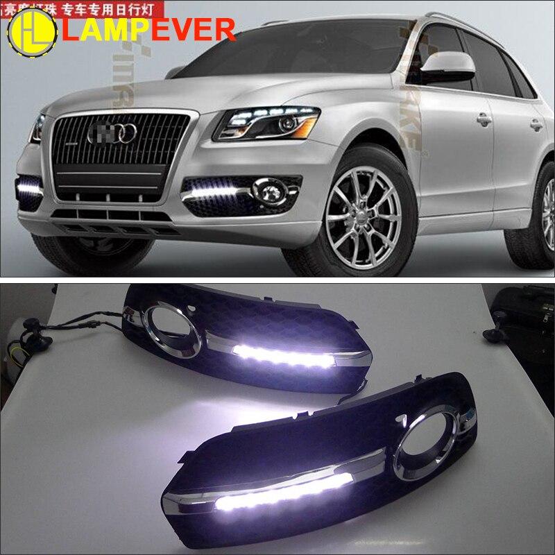 Lampever DRL Kit For Audi Q5 2010 2011 2012 2013 LED