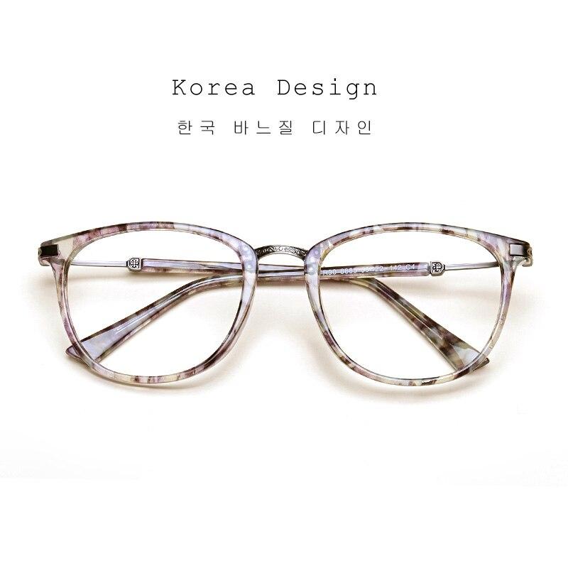 LIYUE Špičkové brýle na brýle s elegantním rámem na brýle Brýle značky Značkový počítačový optický rám na brýle Oculos De Grau