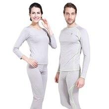 Sports Accelerate Dry Thermal Underwear Women Men Warm Long Johns Women Men Ski/Hiking/Snowboard/Cycling Base Layers