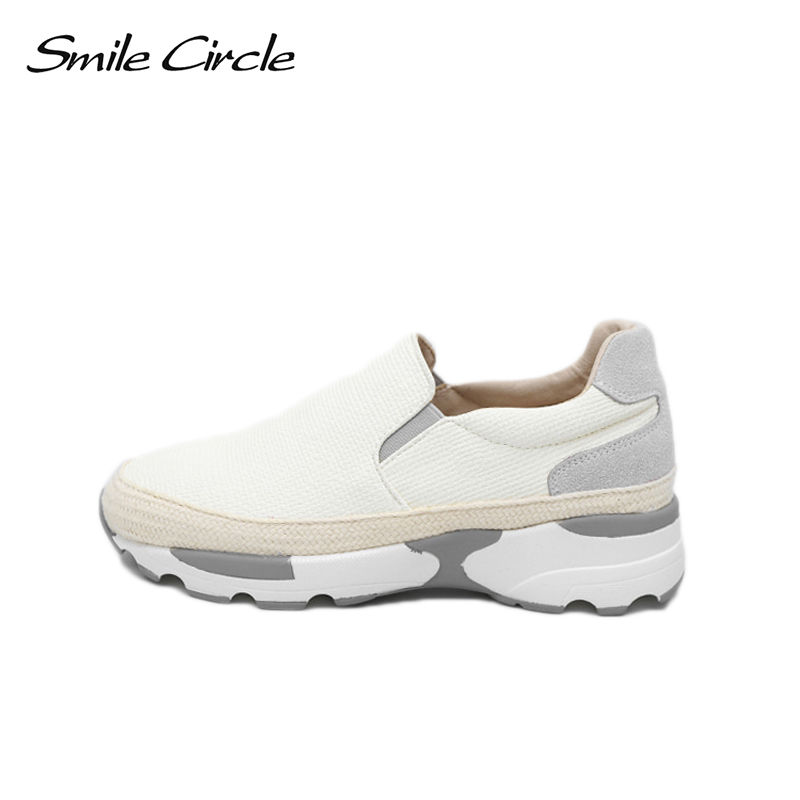 New stylish Spring Flat Casual Sneakers For women