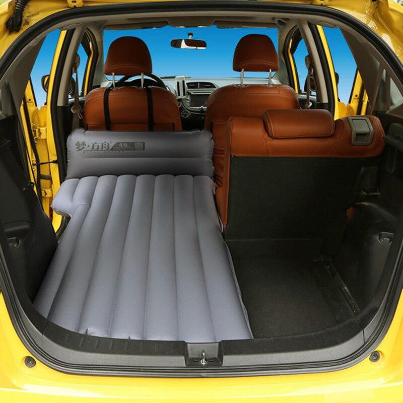 6/4 Portatile di Oxford Panno Self driving Home Campeggio Uso Della Spiaggia Lettino Da Viaggio Auto General Purpose SUV - 5