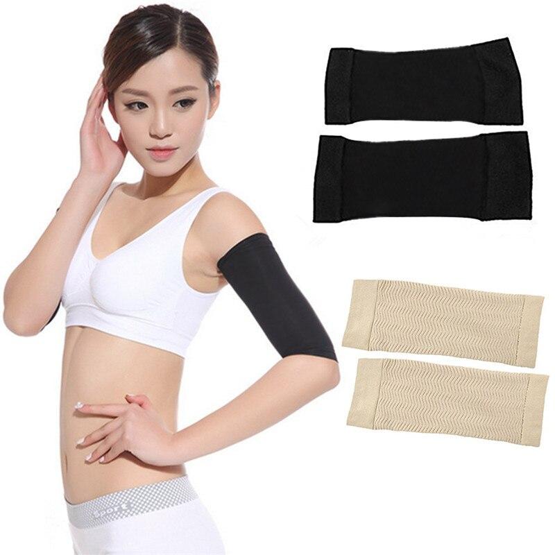 2PCS Magic Slimming Arm Wraps Shape Massage Shaper Calorie Off Effective Lean Arm font b Weight