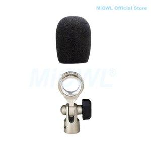 Image 4 - Groot Membraan Cardioid Condensator TLM102 Microfoon Voor Netwerk Pc Podium Zingen Record Microfoon Micwl