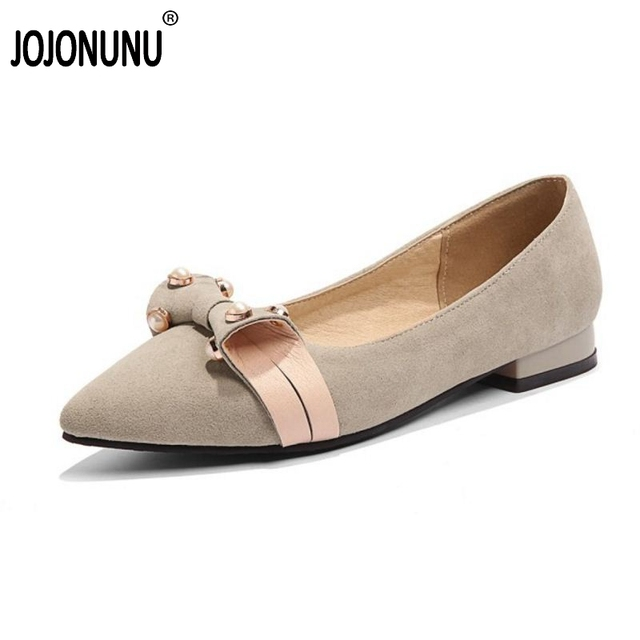 Bowknot Pointed Toe Flats limited edition online release dates sale online cheap sale best prices TMJL3