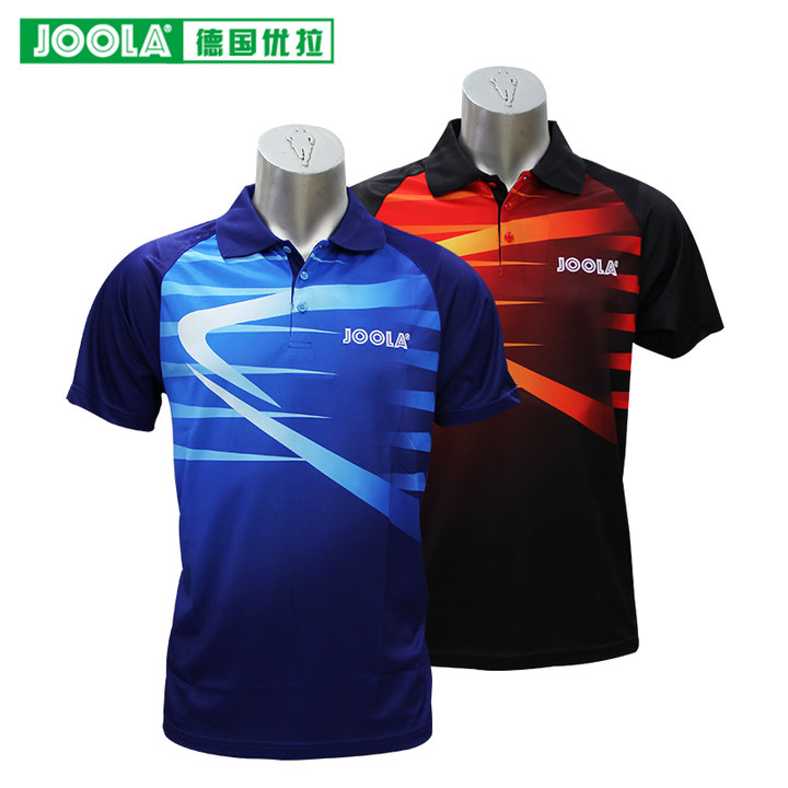 Joola 2017 New Top Quality Table Tennis Jerseys Training T-Shirts Ping Pong Shirts Cloth Sportswear