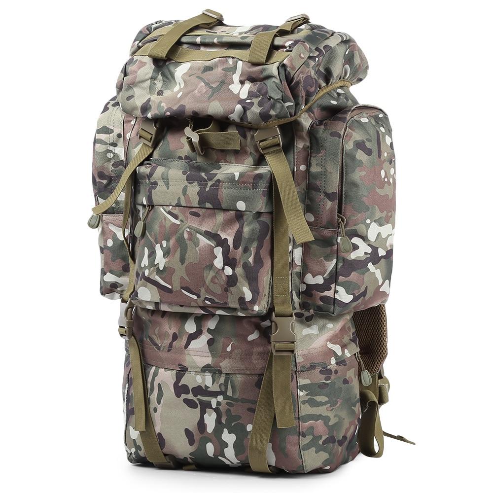 men women outdoor military army tactical backpack trekking sport travel rucksacks camping hiking trekking camouflage bag
