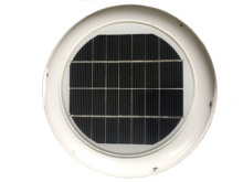 2.5W SOLAR VENTILATOR FAN AUTOMATIC VENTILATION USED FOR BATHROOM SHED HOME CONSERVATIONS CARAVANS BOATS GREEN HOUSE