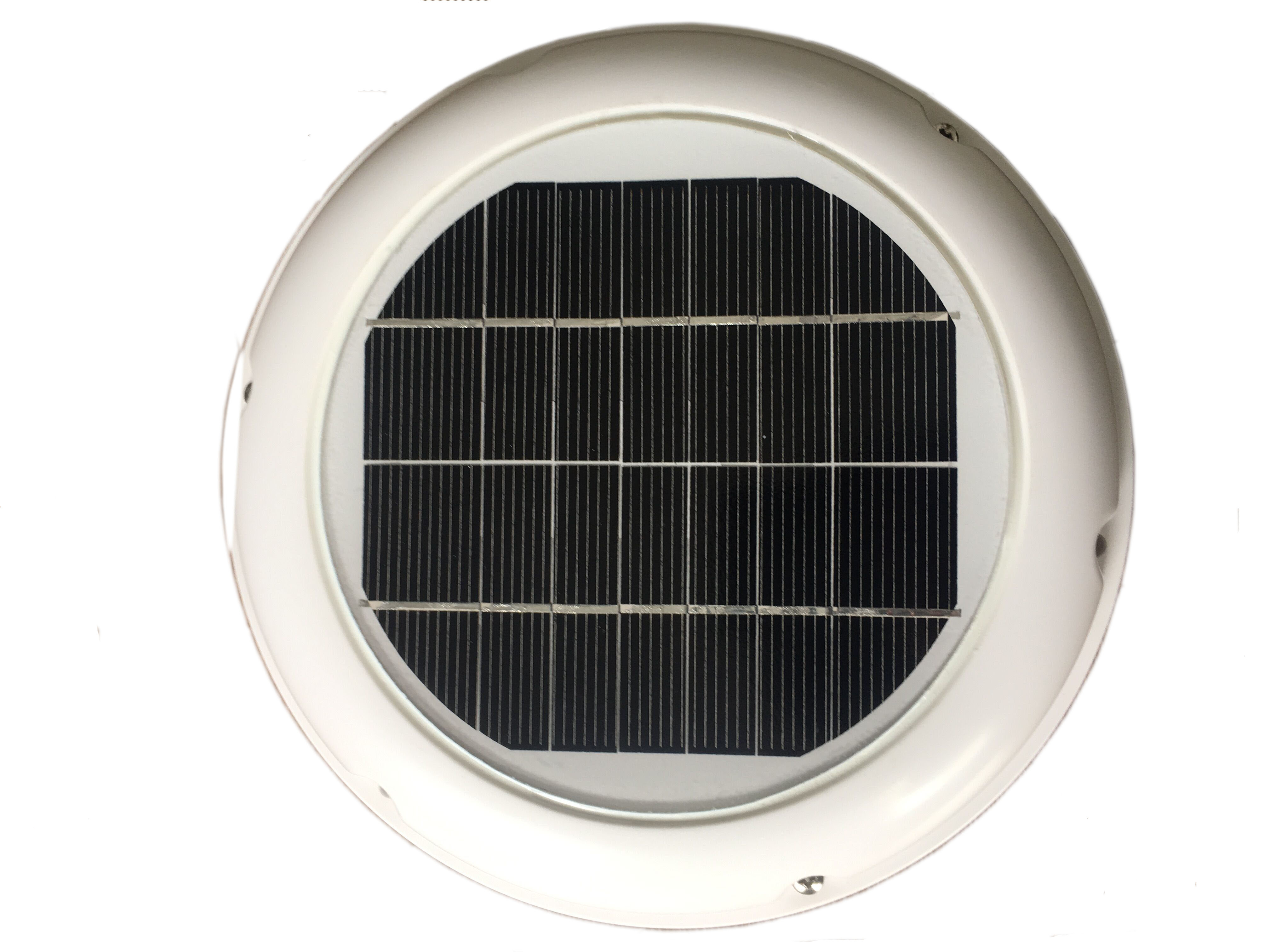 2.5W ventilateur solaire ventilateur VENTILATION automatique utilisé pour salle de bain hangar maison CONSERVATIONS caravanes bateaux maison verte