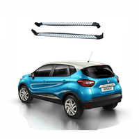 JIOYNG For Renault Captur 2014 2016 Car Running Boards Auto Side Step Bar Pedals Brand New Nerf Bars