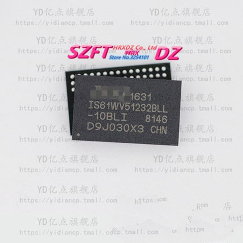 SZFTHRXDZ 100% yeni orijinal IS61WV51232BLL-10BLI BGA IS61WV51232BLL 10BLISZFTHRXDZ 100% yeni orijinal IS61WV51232BLL-10BLI BGA IS61WV51232BLL 10BLI