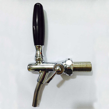 New Home brew Beer faucet  tap Adjustable Faucet chrome plating homebrew making Drink bar accessories