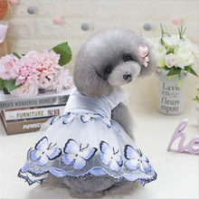Hot sale Fashion Summer chihuahua Skirt  Dog Clothes Puppy Pet pet Perros Ropa