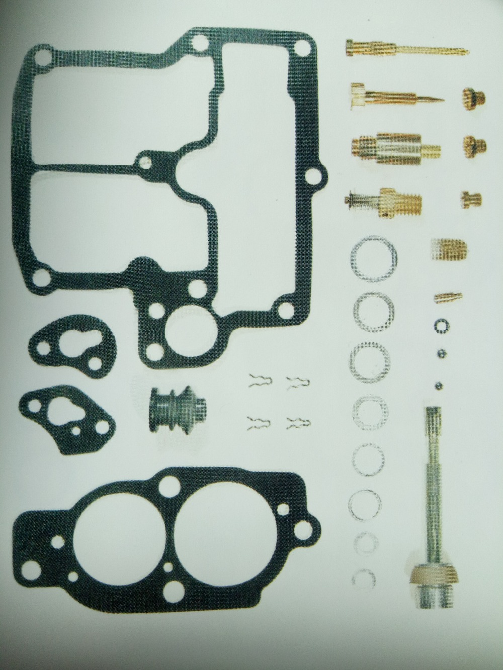 Carburetor Repair Kits Idle Speed Electrovalve For FIAT 13.940.047R 13940047R