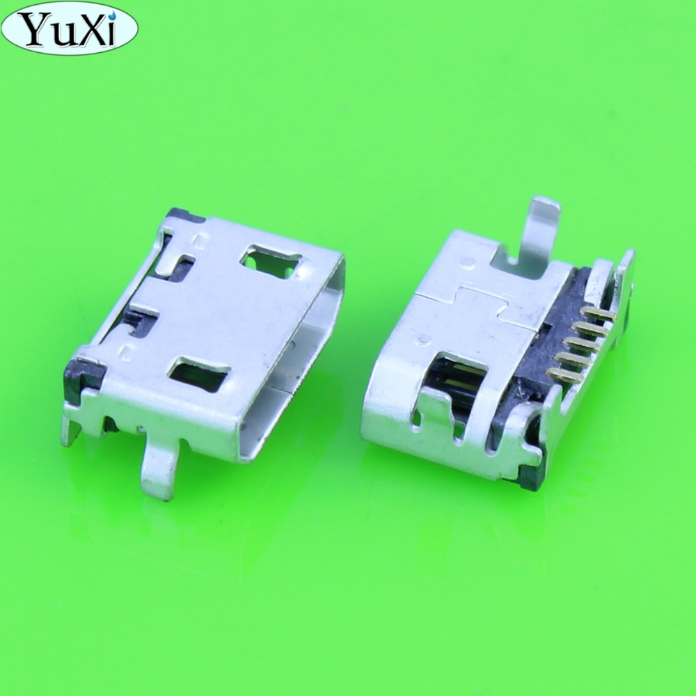 Connector Tablet A7600 Lenovo A3000 Yuxi Charger Usb-Jack Micro-5pin for A10-70/A7600h/A7600/..