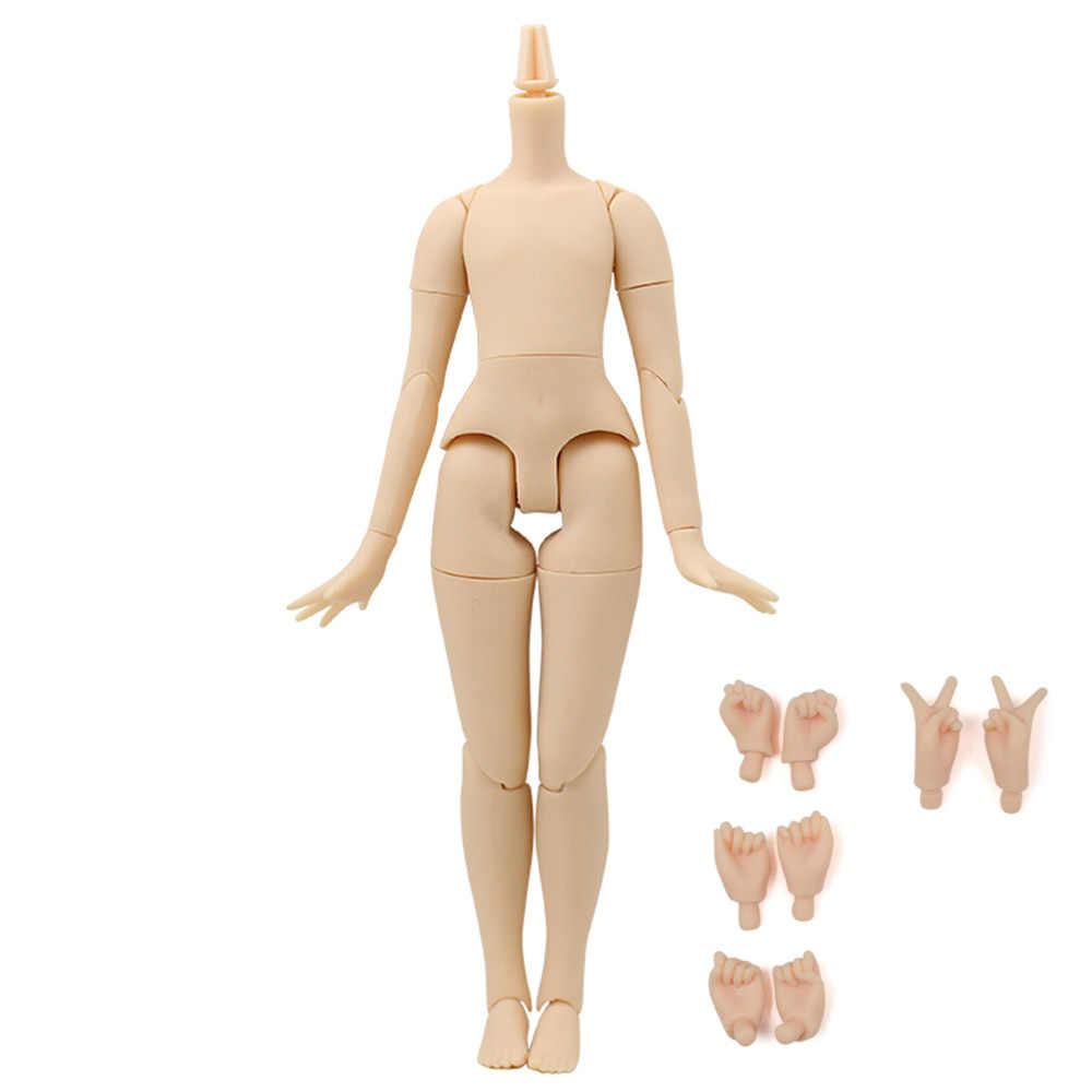 Blyth кукла азон тело 5 дюймов 21 см высота подходит для Блит ледяной licca BJD кукла мужского пола Натуральная кожа