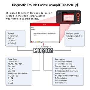 Image 2 - Uruchomienie X431 Creader VIII 8 obd2 EOBD kod czytnik tester ENG/ABS/SRS/poduszka powietrzna + hamulca/ SAS/funkcja reset oleju darmowa aktualizacja