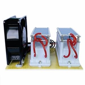 Image 5 - 220 فولت/110 فولت 20 جرام السيراميك مولد أوزون الأوزون مزدوجة متكاملة طويلة العمر لوحة سيراميك مولد الأوزون الهواء منقي الهواء الذي يعمل بالماء