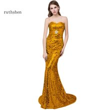 1d093d95f70 Reflective Dress Gold   Silver   Black   Red Sequins Mermaid Evening Dresses  Cheap Sweetheart Robe