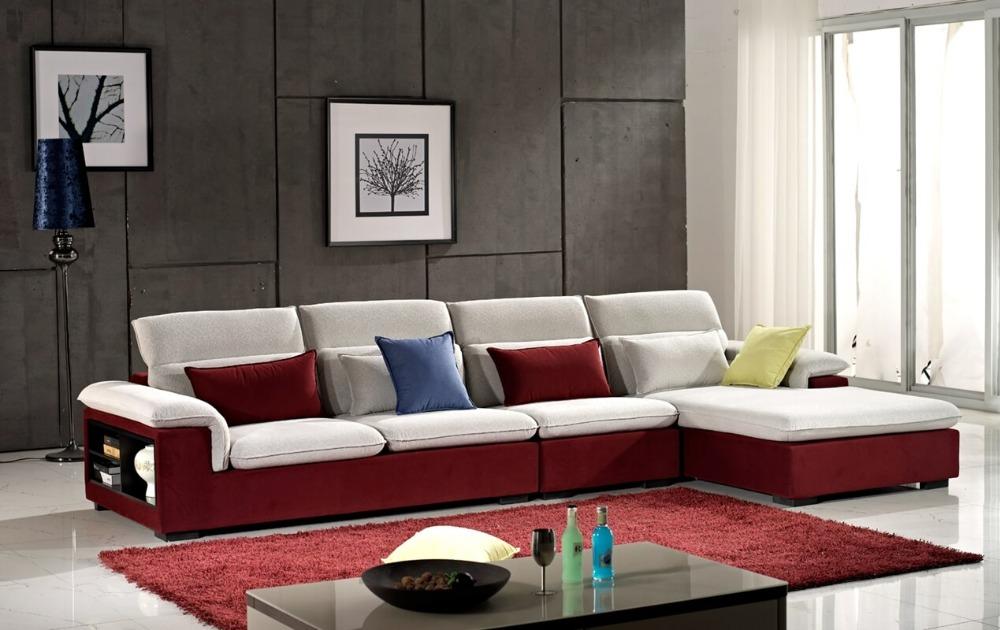 Sofá en forma de l   compra lotes baratos de sofá en ...