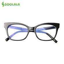 Glasses Protector Computer Blue Light Gaming Blocking Anti-Uv Women SOOLALA