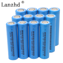 8-40Pcs Rechargeable 18650 Battery 2600mAh li ion Batteries 3.7V for samsung Lithium Flashlight notebook toy