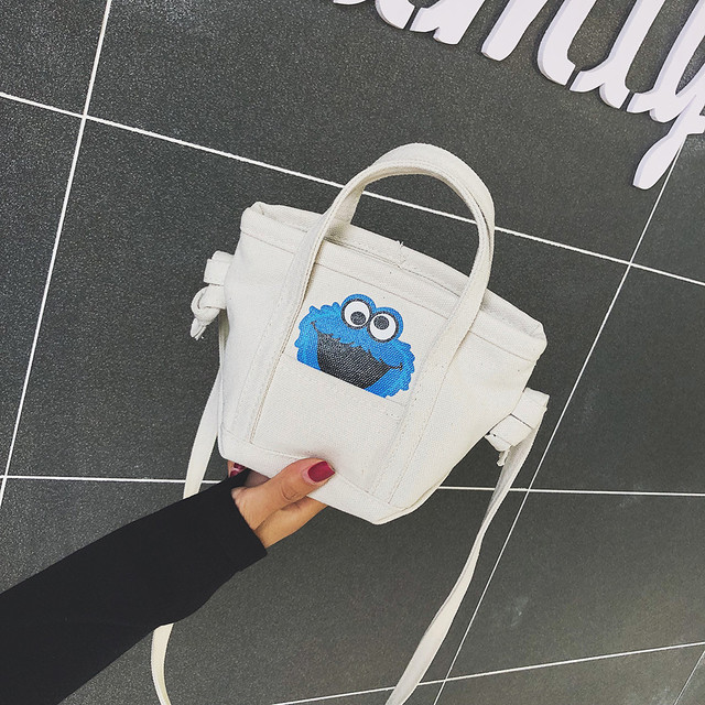 Bags For Women Girls 2019 Fashion Vintag Cartoon Totes Bag Ladies Hand Bags Handbag Solid Messenger Shoulder Bag Tote For Girl