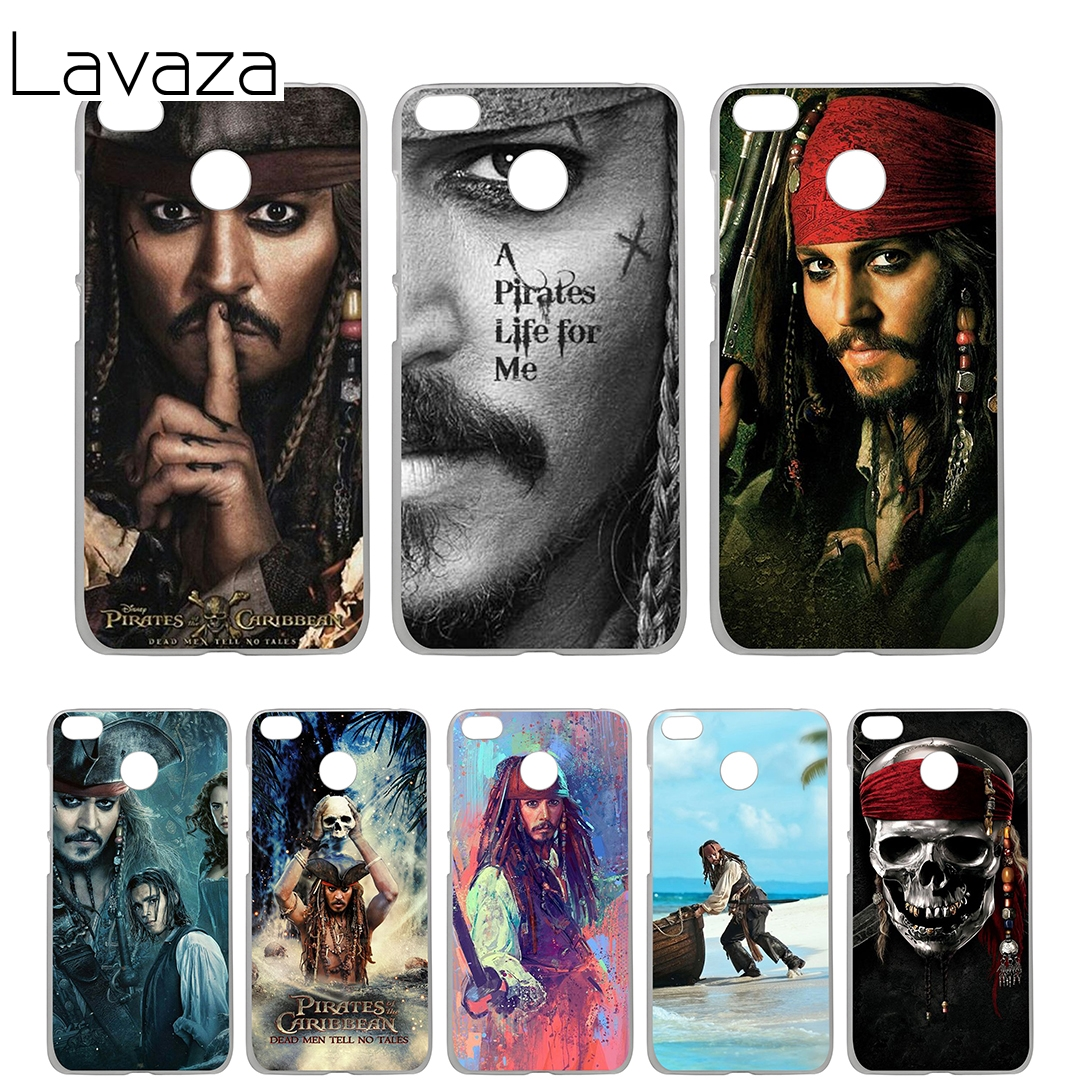 Lavaza Pirates Of The Caribbean Case for Xiaomi Redmi Note MI 3 3s 4 4a 4x 5 5a 6 8 a1 se mi5 mi6 mi8 Pro Plus