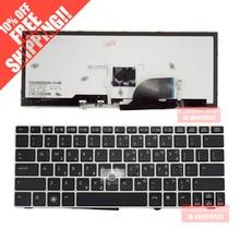 Original für hp elitebook 2170 p gk laptop-tastatur mit hintergrundbeleuchtung