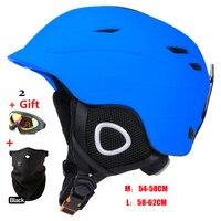 Brand Skateboard Ski Snowboard Helmet Integrally Molded Ultralight Breathable MOON Ski Helmet CE Certification Cheap For