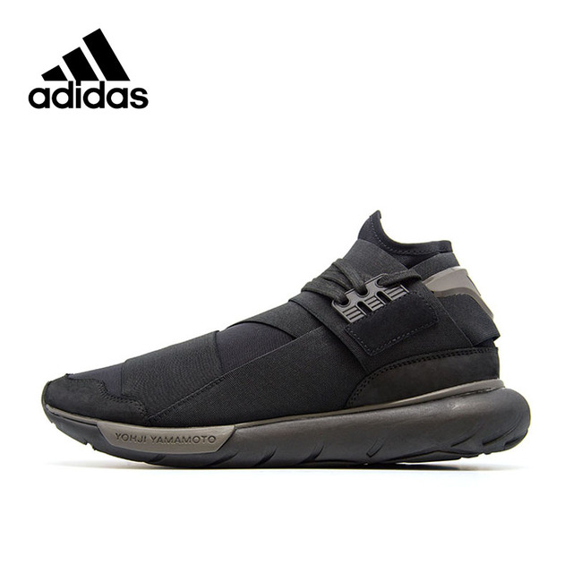 efaf84e78f38 Original New Arrival Official Adidas Y-3 QASA HIGH Men s Breathable Running  Shoes Sport Outdoor Sneakers Good Quality CP9854