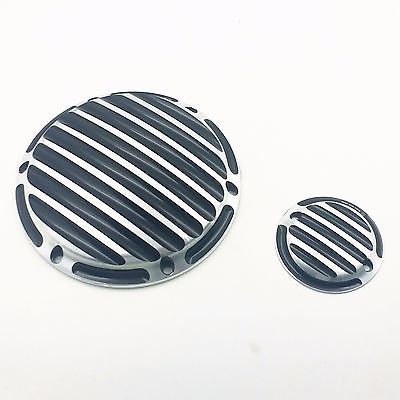 Black Silver Derby Timing Timer Covers For Harley Sportster XL 883 1200 2004-UP aftermarket flame derby timing timer cover for harley davidson sportster 883 1200 xl black