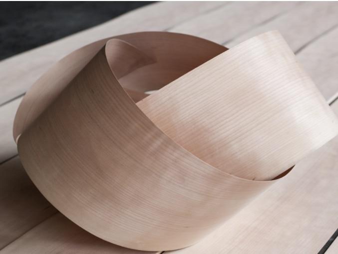 1Piece. Length: 2.3Meters  Thickness:0.52mm  Width: 14cm  American Natural Line Cherry Bark Wood Veneer