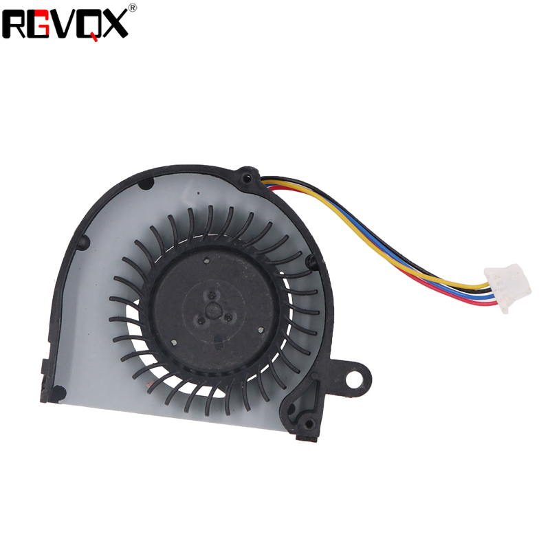 Купить с кэшбэком New Laptop Cooling Fan For Asus Eee PC 1025C Original PN KSB0405HB CPU Cooler Radiator