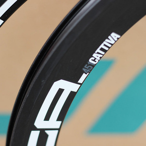 """Image 4 - DECA 20"""" 1 1/8"""" Alloy Rim 22"""" 451 406 20H 24H for Minivelo Mini Velo Folding Bike V  Caliper Disc Brake Rims Seemless Weld"""