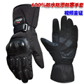 Motorcycle Gloves Winter Warm Waterproof Windproof Protective Gloves 100% Waterproof Guantes