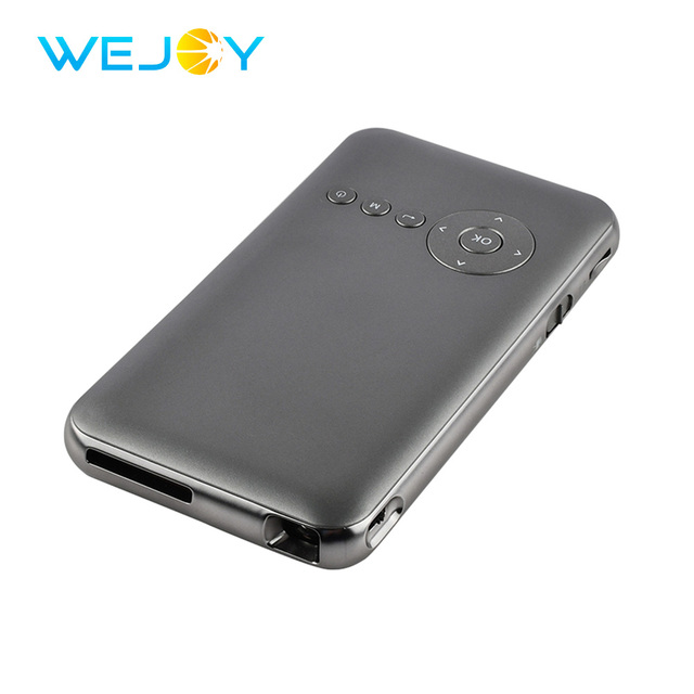 Big Sale Wejoy Mini Projector DL-S6+ 16G Android DLP Pocket Mobile Phone Projector Wifi BT TF HDMI OUT Portable Theater Video Projecteur