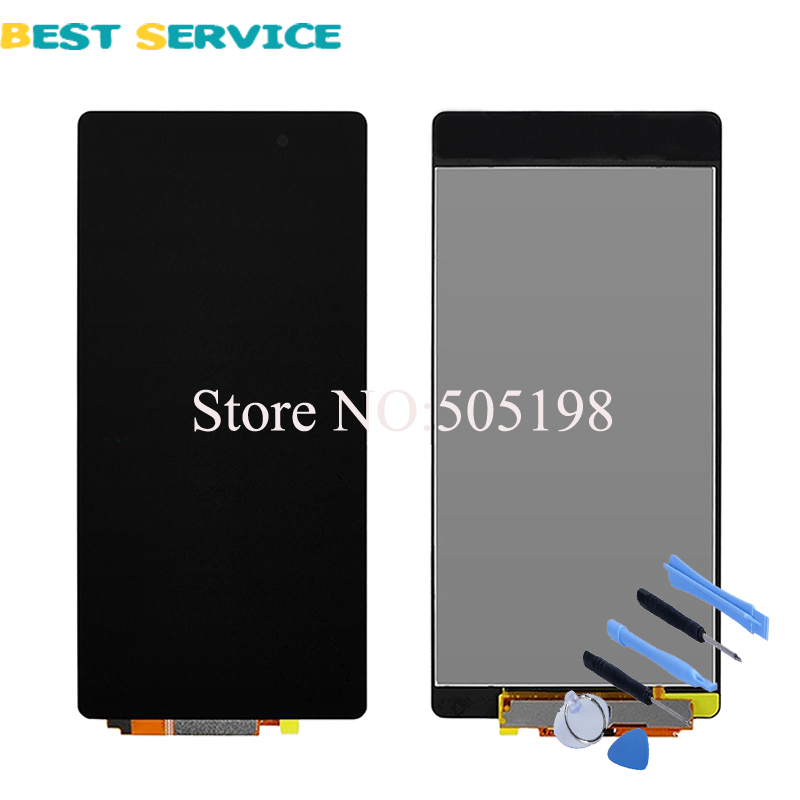 For Sony Xperia Z2 D6502 D6503 D6543 L50W LCD Screen Display with Touch Screen Digitizer Assembly