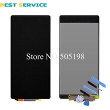 Für Sony Xperia Z2 D6502 D6503 D6543 L50W LCD Display mit Touchscreen Digitizer Assembly + Werkzeuge Kostenloser Versand