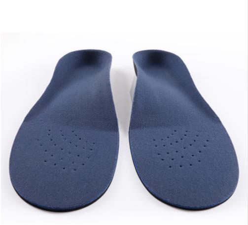 Flatfoot Orthotics Cubitus Varus Orthopedic Feet Cushion Pads Care Insoles fla