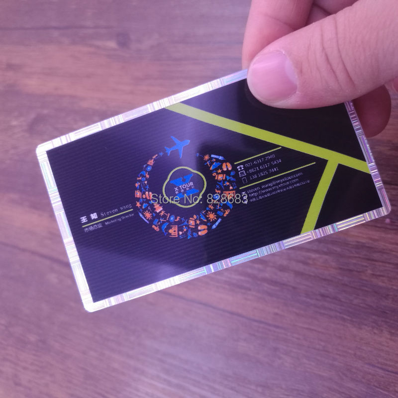 Buy metallic business card and get free shipping on AliExpress.com