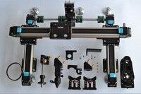 CCM presise механические части для DIY лазерной машины 600*400 без двигатель и драйвер объектива и зеркала